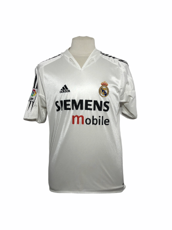 "Réal Madrid 2004-2005 HOME Taille ""M"""