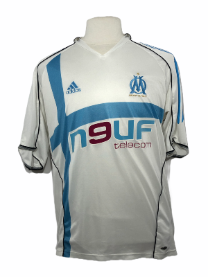 "Marseille 2005-2006 HOME Taille ""XL"""
