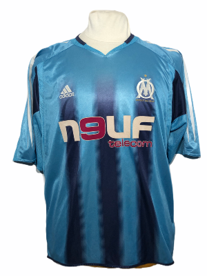 "Marseille 2004-2005 AWAY Taille ""XL"""