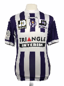 "Toulouse 2013-2014 HOME Taille ""M"" #4 AKPA AKPRO"