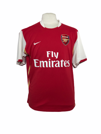 "Arsenal 2006-2008 HOME Taille ""L"""