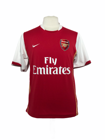 "Arsenal 2006-2008 HOME Taille ""M"""
