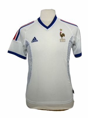 "France 2002 AWAY Taille ""XS"""