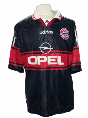"Bayern Munich 1997-1998 HOME Taille ""XL"""