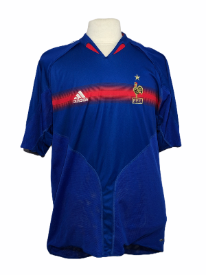 "France 2004 HOME Taille ""XL"""