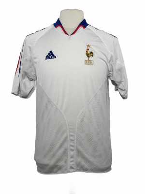 "France 2004 AWAY Taille ""M"""