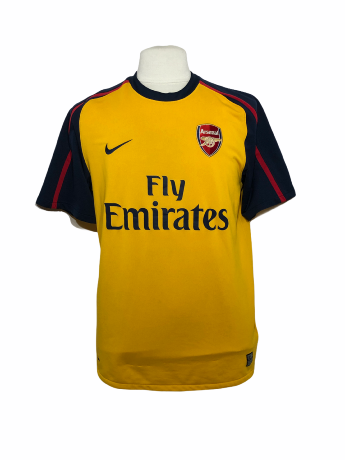 "Arsenal 2008-2009 AWAY Taille ""L"""