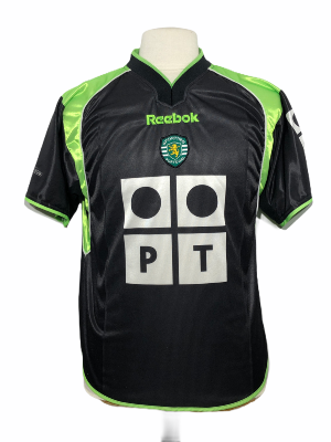 "Sporting 2001-2002 AWAY Taille ""S"""