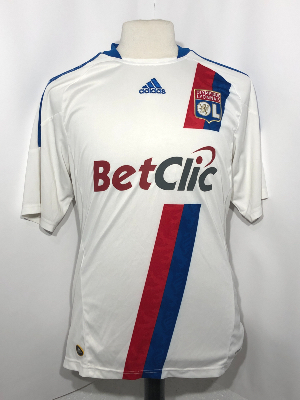 "Lyon 2010-2011 HOME Taille ""M"""