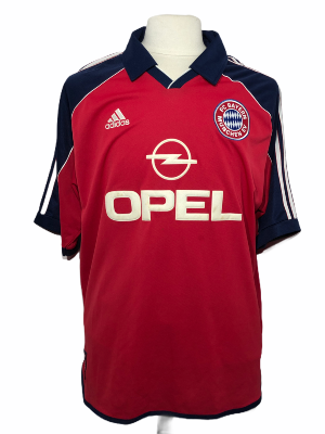 "Bayern Munich 1999-2000 HOME Taille ""XL"""