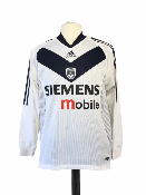 "Bordeaux 2002-2003 AWAY Taille ""XL"" 21 DUGARRY"