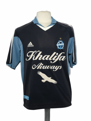 "Marseille 2001-2002 AWAY Taille ""M"""