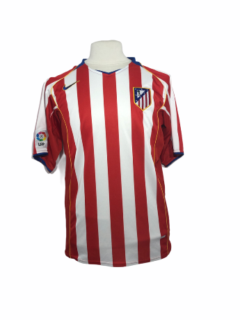 "Atletico Madrid 2004-2005 HOME Taille ""L"""