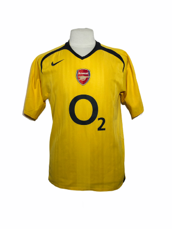 "Arsenal 2006-2007 AWAY Taille ""M"""
