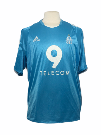 "Marseille 2003-2004 AWAY Taille ""XL"""