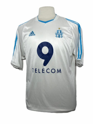"Marseille 2003-2004 HOME Taille ""M"""