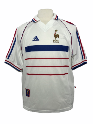 "France 1999 AWAY Taille ""M"""