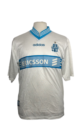 "Marseille 1997-1998 HOME Taille ""L"""