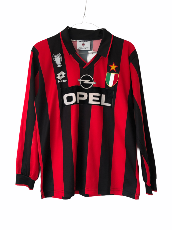 "Milan AC 1994-1995 HOME Taille ""S"""