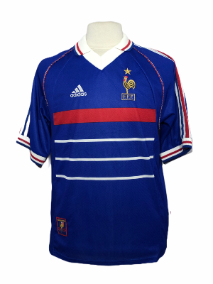 "France 1999 HOME Taille ""M"""