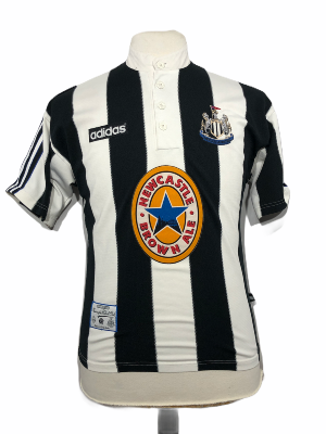 "Newcastle 1995-1996 HOME Taille ""S"""