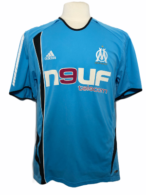 "Marseille 2005-2006 AWAY Taille ""L"""