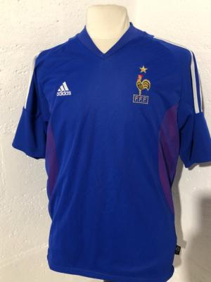 "France 2002 HOME Taille ""L"""