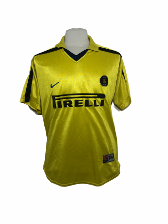 "Inter Milan 1999-2000 THIRD Taille ""XL"""