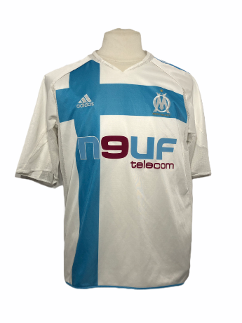 "Marseille 2004-2005 HOME Taille ""XL"" Stock Pro"