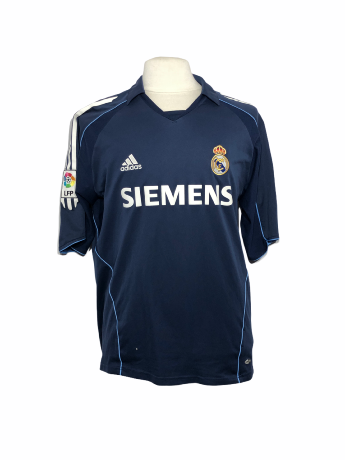 "Réal Madrid 2005-2006 AWAY Taille ""XL"""