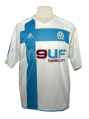 "Marseille 2004-2005 HOME Taille ""M"""