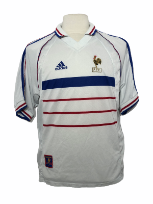 "France 1998 AWAY Taille ""L"""