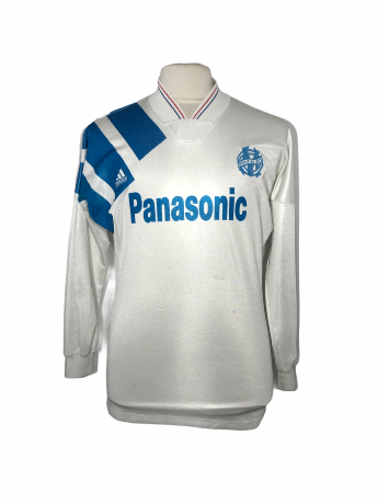 "Marseille 1991-1992 HOME Taille ""L"""