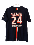 "Paris 2014-2015 HOME Taille ""XL"" Enfant 24 VERRATTI"