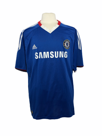 "Chelsea 2010-2011 HOME Taille ""XXL"""