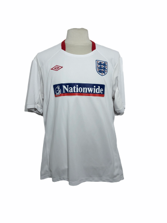 "Angleterre 2010 HOME Taille ""XXL"""