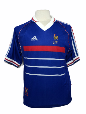 "France 1998 HOME Taille ""M"""