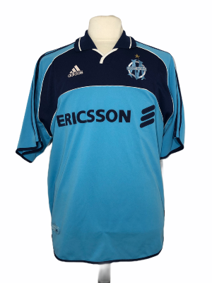 "Marseille 2000-2001 AWAY Taille ""XL"""