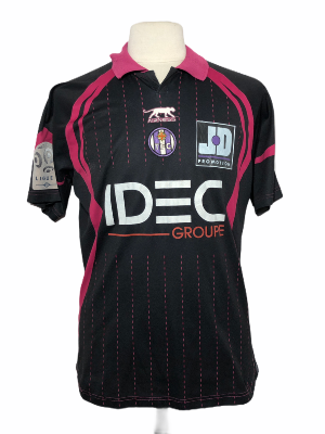 "Toulouse 2010-2011 AWAY Taille ""XL"" #22 SISSOKO"