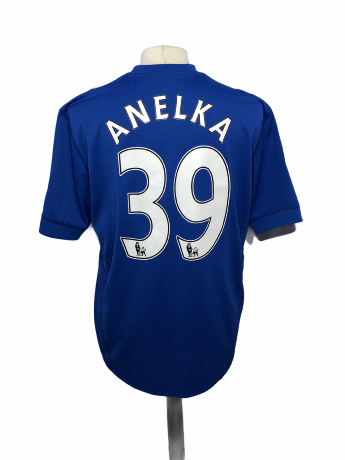 "Chelsea 2009-2010 HOME Taille ""XL"" #39 ANELKA"