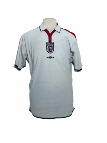 "Angleterre 2004 HOME Taille ""XL"""