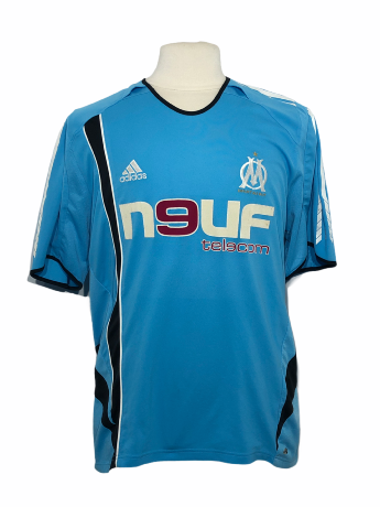 "Marseille 2005-2006 AWAY Taille ""XL"""