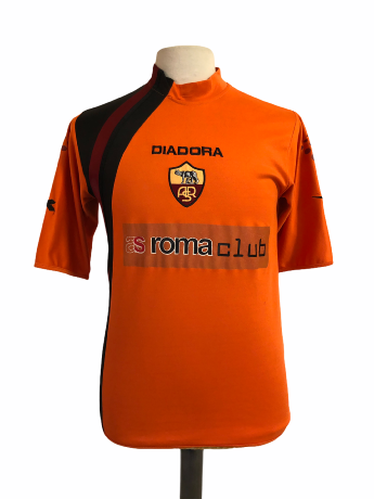 "AS Rome 2005-2006 AWAY Taille ""S"""