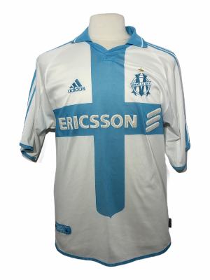 "Marseille 2000-2001 HOME Taille ""L"""
