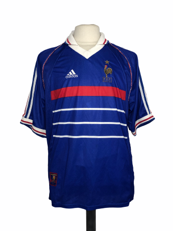 "France 1999 HOME Taille ""XL"""