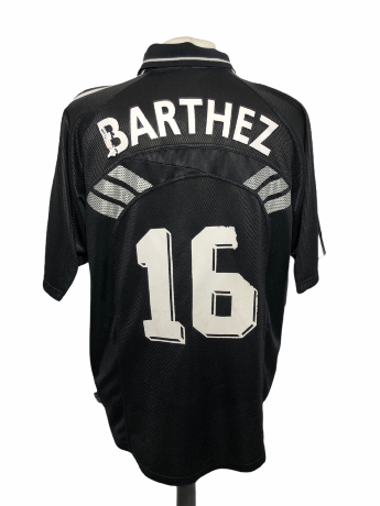 "France 1999 Goal Taille ""XL"" #16 BARTHEZ"