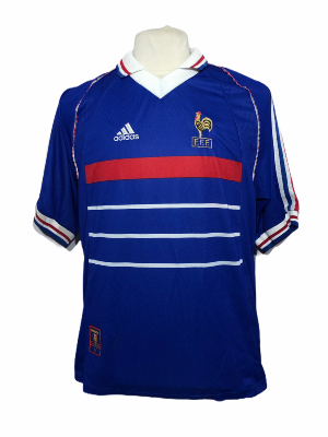 "France 1998 HOME Taille ""L"""