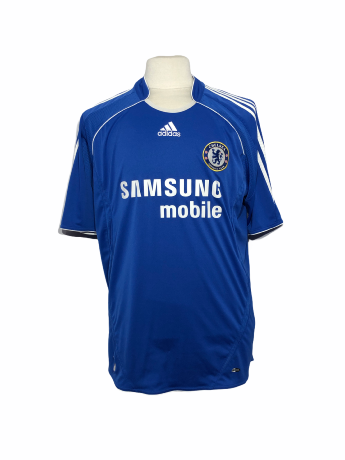 "Chelsea 2006-2007 HOME Taille ""XL"""