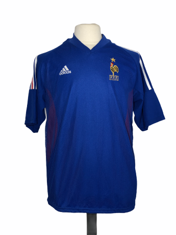"France 2002 HOME Taille ""XL"""
