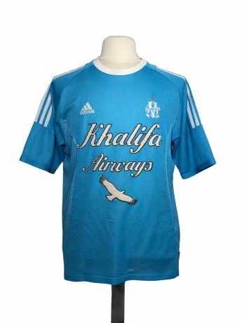 "Marseille 2002-2003 AWAY Taille ""XL"""